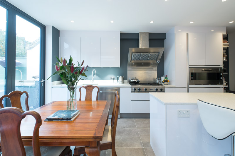 Kitchen design magazine clapham extension kitchen design Modern kitchen design magazine