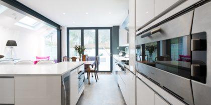 Clapham Extension Kitchen Design