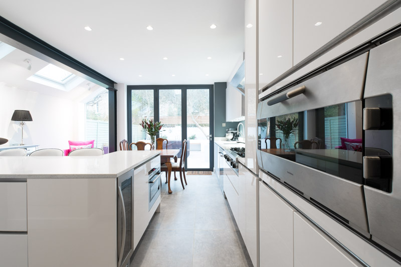 clapham extension kitchen design arki magazine