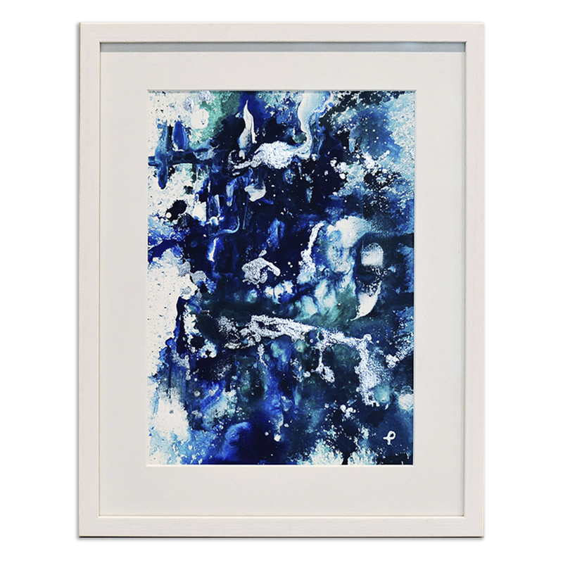 Phoebe abstract artwork No1