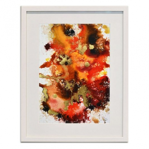 Phoebe abstract artwork No3
