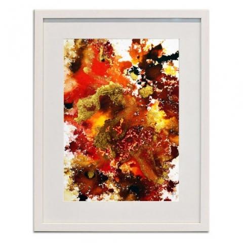 Phoebe abstract artwork No4