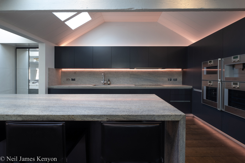 Interior Photography kitchen gaggenau