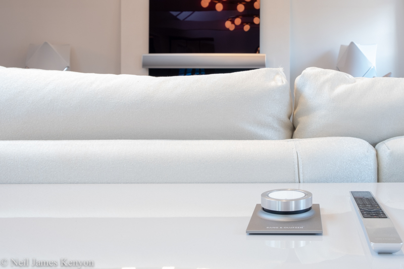 Interior Photography - Bang and olufson crestron