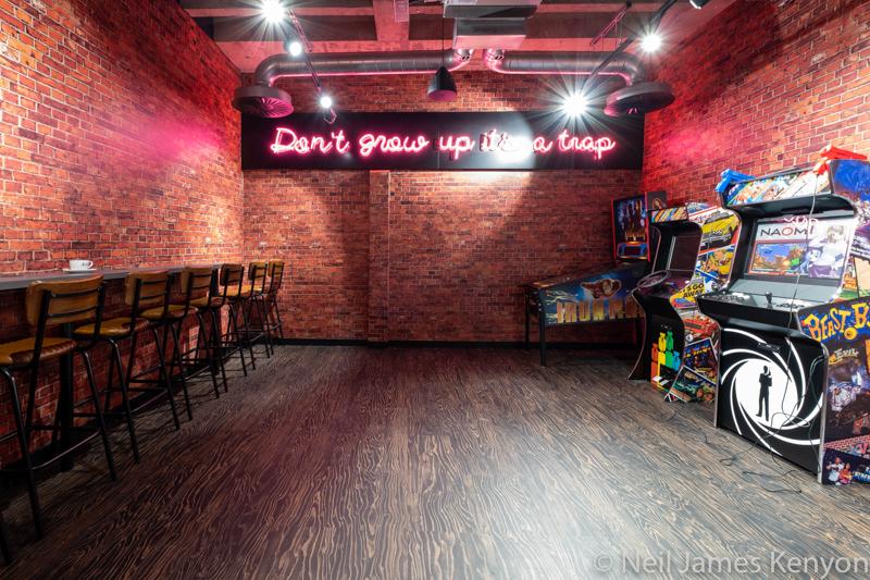 Games Room Tudor Street