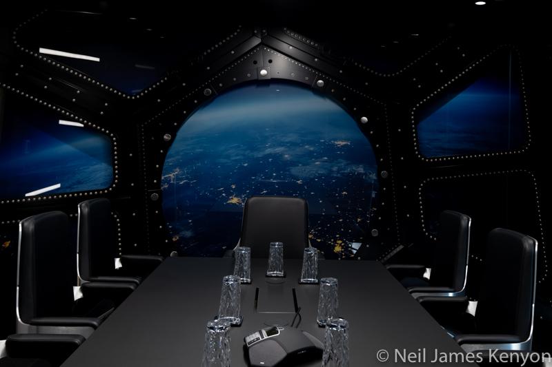 Space room Tudor Street