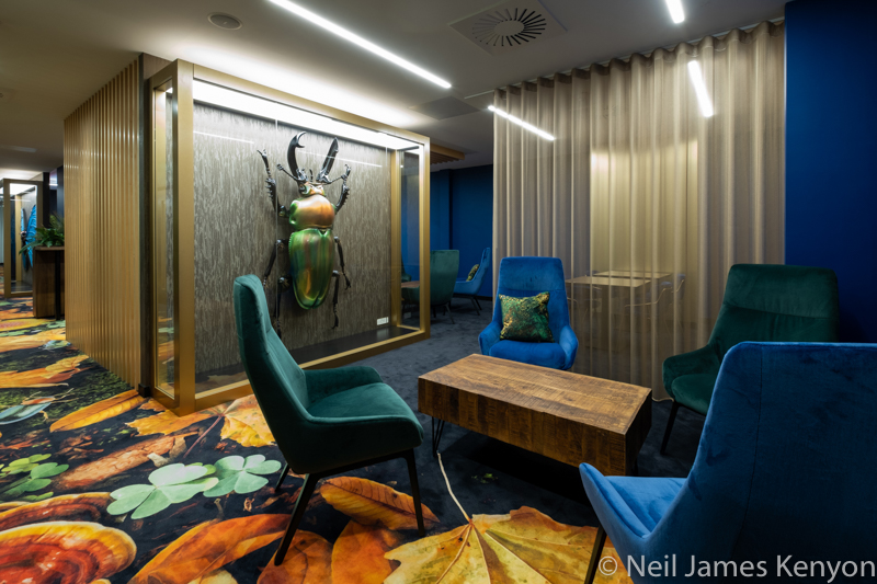 Client lounge Tudor street