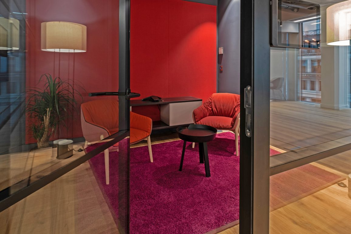 HB Reavis meeting room