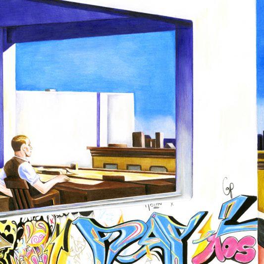Day Z Hopper Graff
